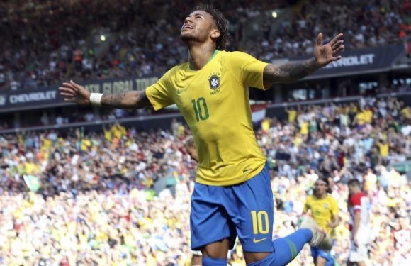 Brazil vs. Mexico World Cup Live Stream: How to Watch