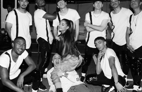 Bye, SNL! Pete Davidson Has a 'New Job' — as a Backup Dancer for Ariana Grande