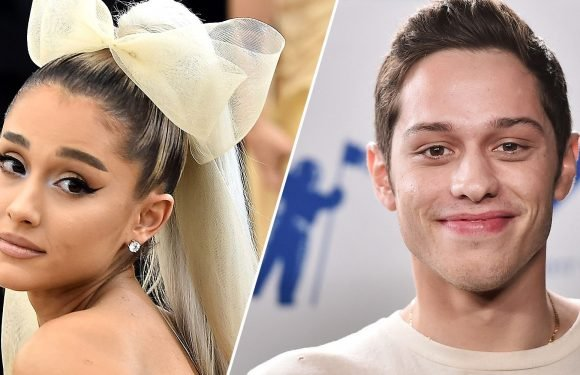 Pete Davidson Just Clapped Back at a Fan Who Criticized Ariana Grande for Honoring His Late Father