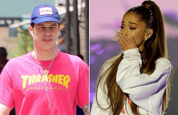 Ariana Grande disagrees with — but still defends — Pete Davidson's Manchester joke