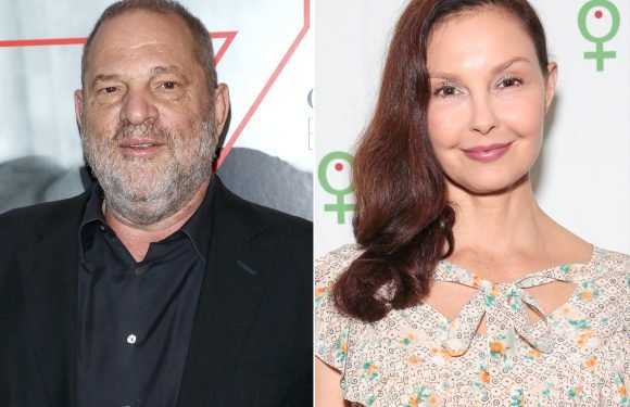 Harvey Weinstein's Lawyers Say He Had a 'Bargain' with Ashley Judd That Allowed Him to Touch Her