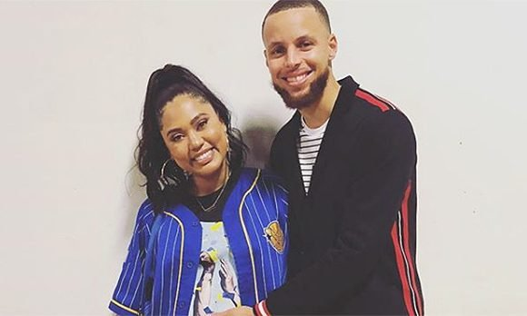Ayesha & Steph Curry: 1st Pic Of Baby #3 Revealed — See Their Precious Newborn