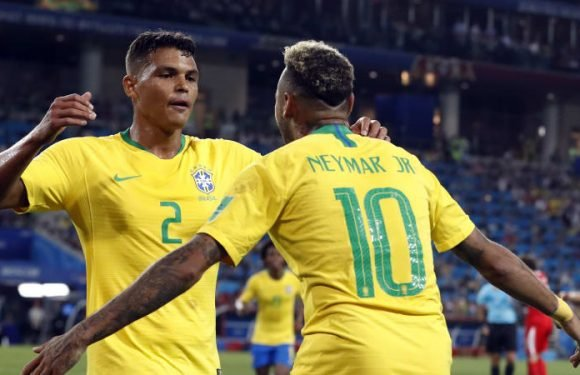 Brazil 'playing knockouts since second game': Thiago Silva