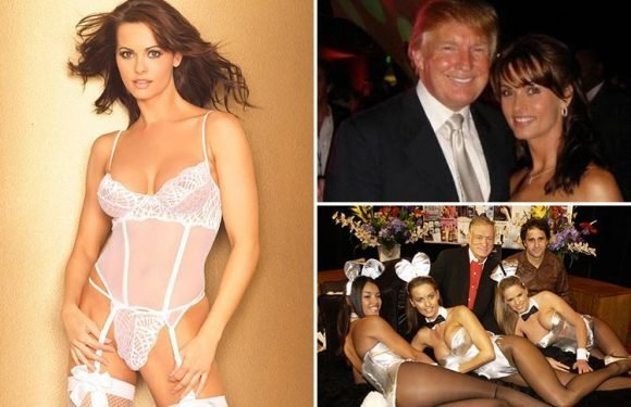 Donald Trump 'secretly recorded discussing hush money payments to Playboy model mistress Karen McDougal by his lawyer Michael Cohen'