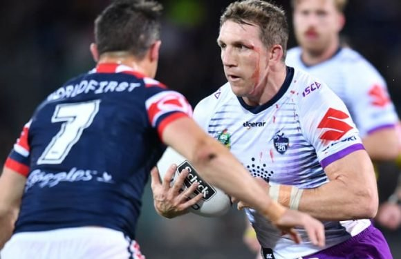 Storm's Ryan Hoffman set to retire from NRL at end of season