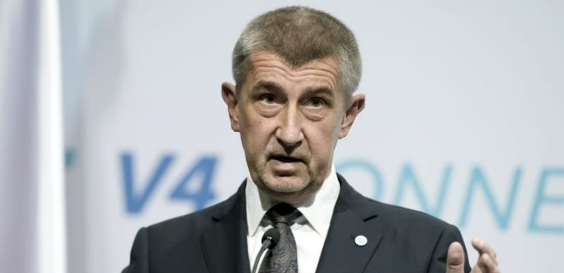 Communists earn role in Czech government