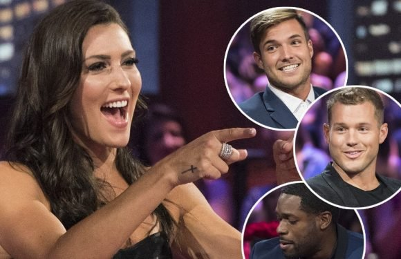 'The Bachelorette' Rejects Come Face-To-Face With Becca In 'Men Tell All' Special
