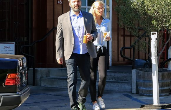 Ben Affleck and Lindsay Shookus Are Spending the Summer in L.A. 'Doing Normal Couple Things'