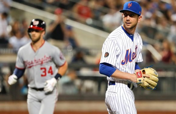 Bryce Harper wrecks struggling reliever in another Mets loss