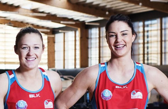 Clash of the titans: Two netball greats face off for final time