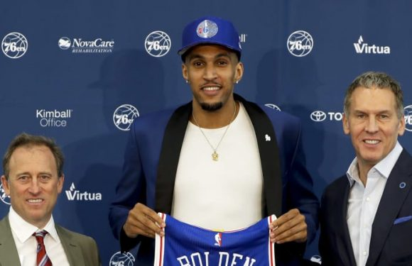 Jonah Bolden signs with 76ers, becomes 10th Australian in the NBA