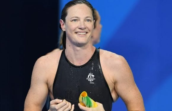 Australia names team for Pan Pacs swimming