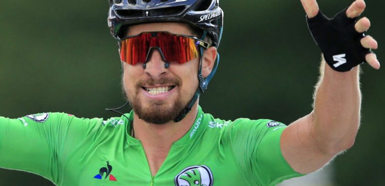 Sagan takes another win as Van Avermaet retains overall lead