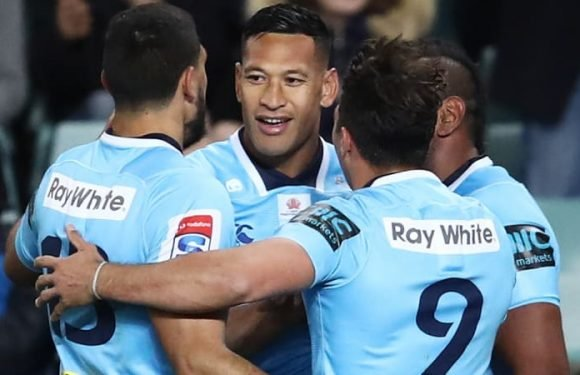 Waratahs out to make the most of that winning feeling