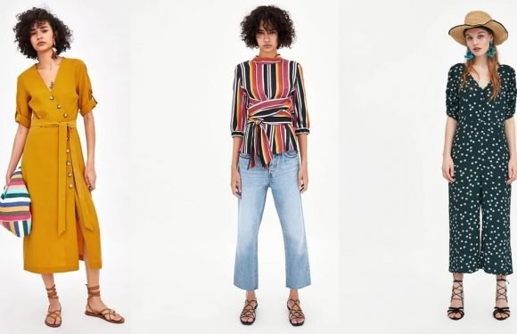 Zara's July 4 Sale Has Summer Dresses & Jumpsuits For HALF Their Usual Price