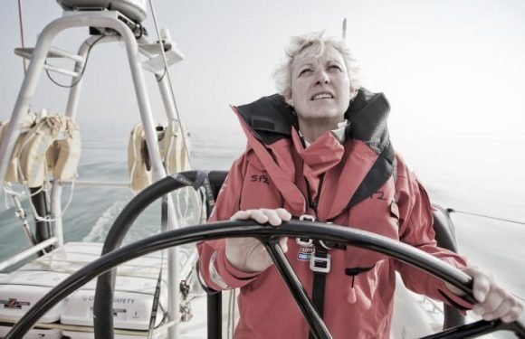 Australian the first female skipper to win round-the-world yacht race