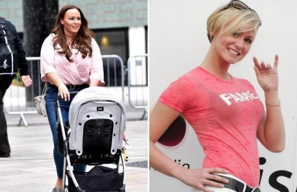 Chanelle Hayes hits back at cruel bodyshaming trolls who branded her 'fat' and a 'bad mum'
