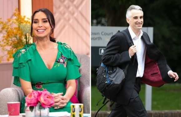 Christine Lampard reveals her mum tracks her mobile phone after stalker hell