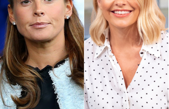 Holly Willoughby and Coleen Rooney's lavish holiday destination revealed