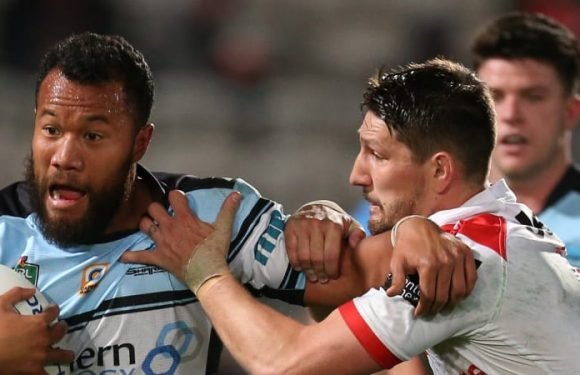 Sharks veteran Paulo ready to discard unwanted finals record