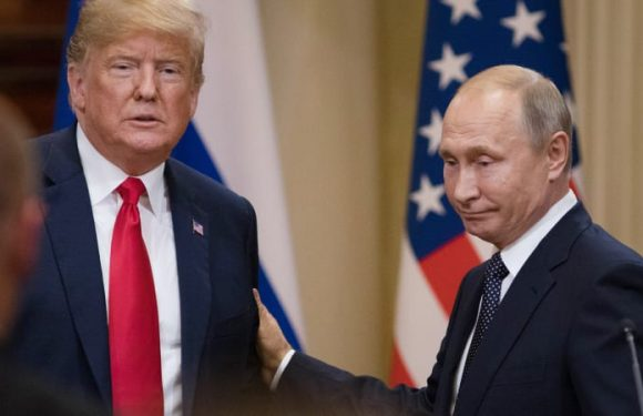 Russia will push hard for Democrats to win, Trump believes