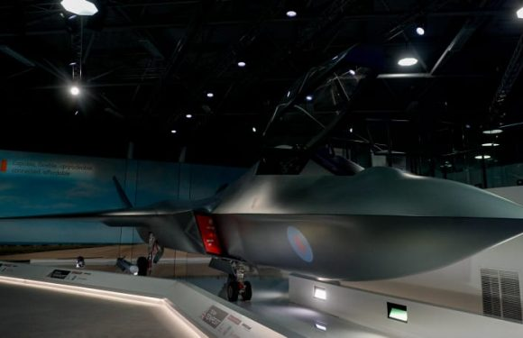 Britain aims to boast the first fleet of unmanned jet fighters