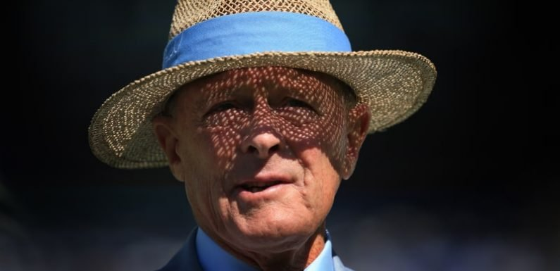 Geoffrey Boycott 'not out' as he recovers from open heart surgery