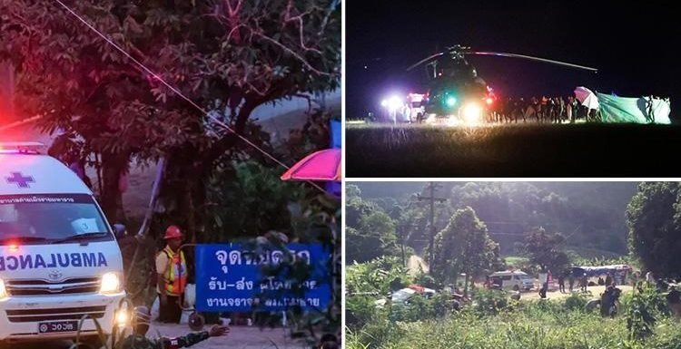 Thai cave rescue latest – boys promised KFC meals and lighter homework to help them recover