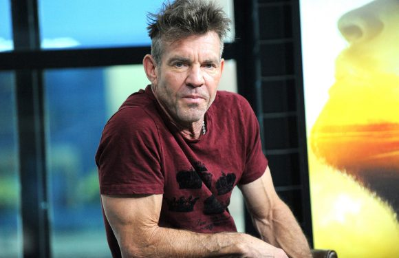 Dennis Quaid says he once did cocaine on a daily basis