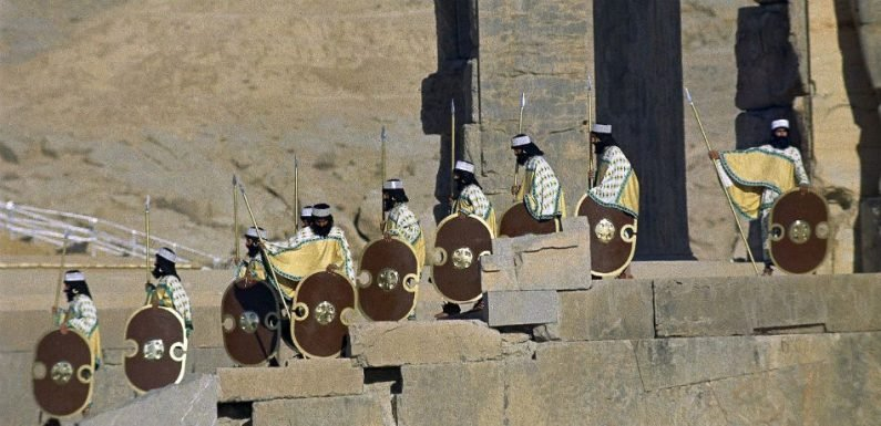 Archaeologists Have Uncovered Ancient Remnants In Turkey Of The Final Battle Between The Persians And Lydians