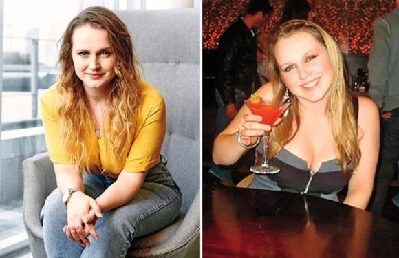 Former drug addict who spent '£1k a month on cocaine' explains how she turned her life around
