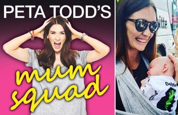 Mum-of-four Peta Todd talks family life and the importance of teamwork