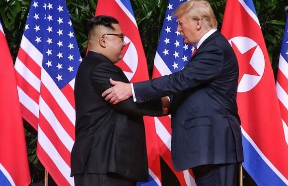 As Donald Trump Coos Over 'Very Nice Note' From Kim Jong Un, North Korea No-Shows At Meet On War Dead Remains