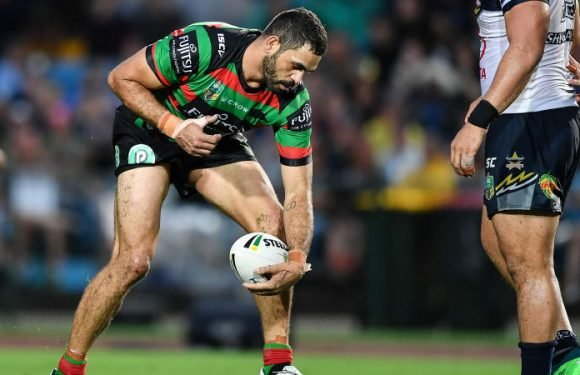 Inglis ruled out for six weeks in blow for Souths