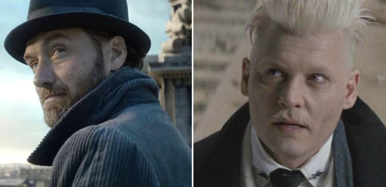 Dumbledore & Grindelwald Have No Scenes Together In 'Fantastic Beasts 2' & I'm Confused