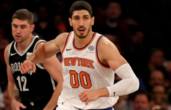 Politically vocal Enes Kanter gets '3 or 4 death threats' a week