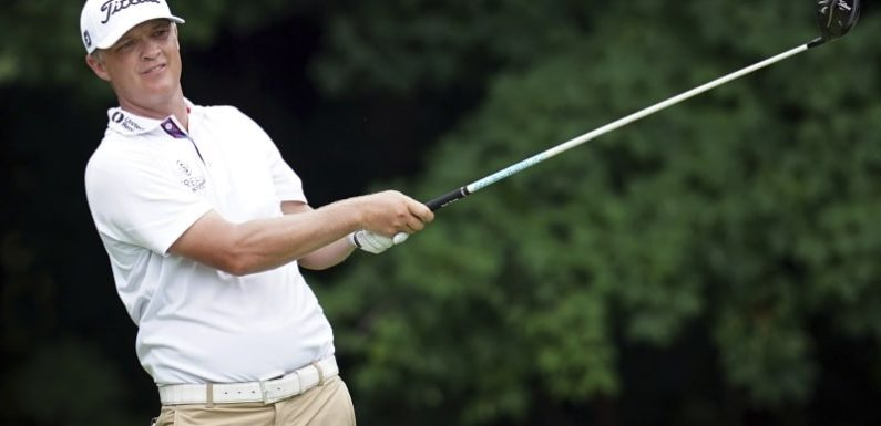 Aussie Jones in mix at weather-affected PGA event