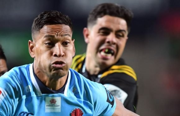 Cron backs Folau to continue to jump for high ball in return from ban