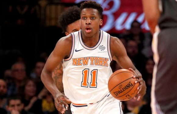 How Fizdale, Knicks are helping Ntilikina get into attack mode