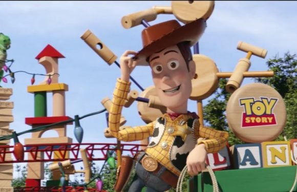 Toy Story Land officially opens at Disney World and it looks SO fun