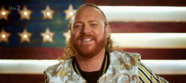 Keith Lemon: Coming in America didn't do it for everyone