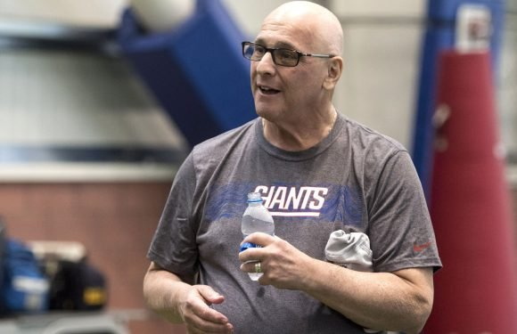 Dave Gettleman showing Giants what toughness really is