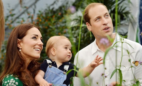How Prince William and Kate Middleton Are Teaching Prince George About Princess Diana