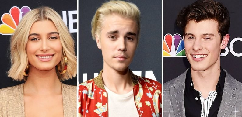 Shawn Mendes Texted Hailey Baldwin After Justin Bieber Engagement