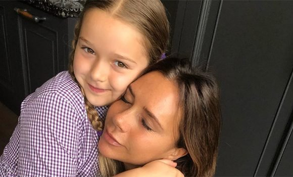 Harper Beckham Turns 7 — See How The Mini Fashion Icon Has Followed Mom's Stylish Footsteps