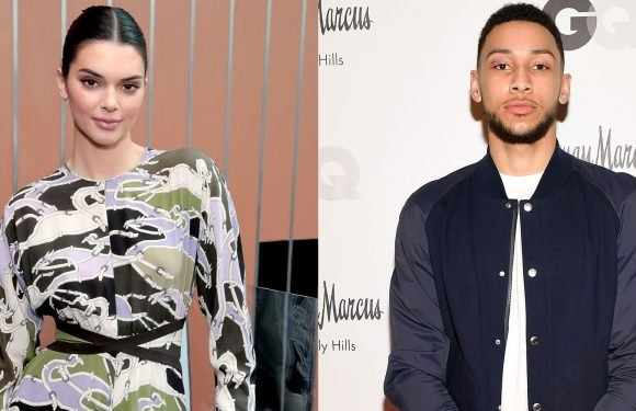 Kendall Jenner and Ben Simmons Were Spotted Cozying Up Together on the 4th of July