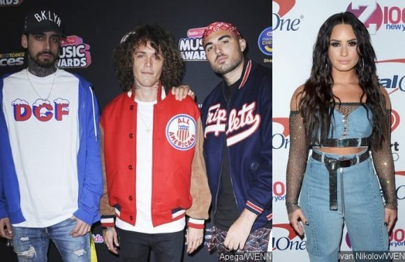 Cheat Codes Pays Tribute to Demi Lovato at New Jersey Gig
