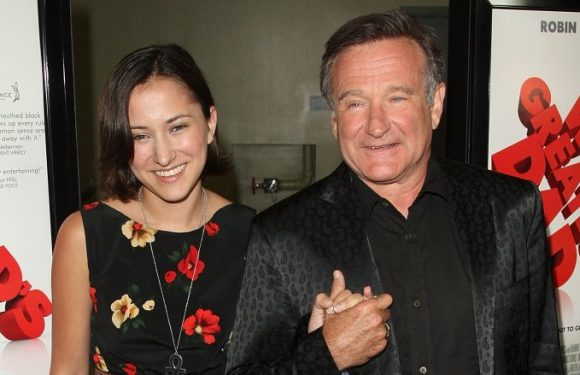 Robin Williams' daughter grew up to be stunning
