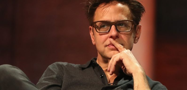 Sony avoids mentioning James Gunn at Comic-Con presentation