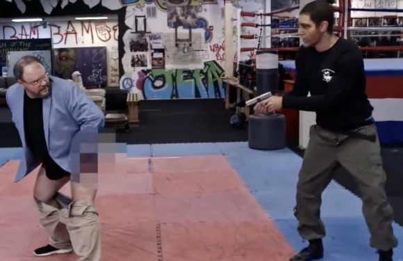 Sacha Baron Cohen Target Jason Spencer Resigns After Screaming N-Word, Dropping Pants on 'Who Is America?'